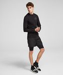 KARL LAGERFELD RUE ST GUILLAUME PERFORMANCE SHORTS