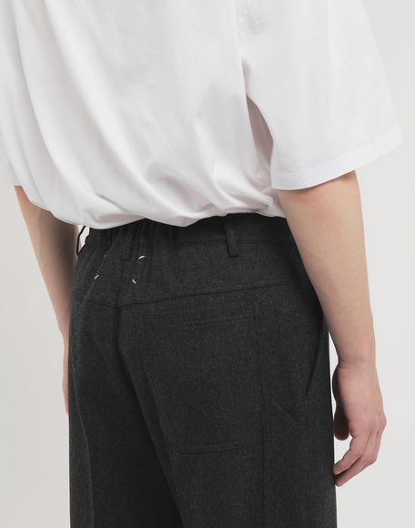 MAISON MARGIELA Turn-up trousers Trousers Man b