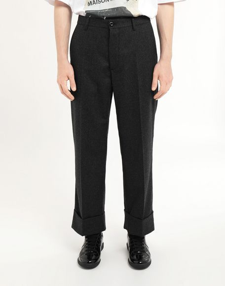 MAISON MARGIELA Turn-up trousers Trousers Man r