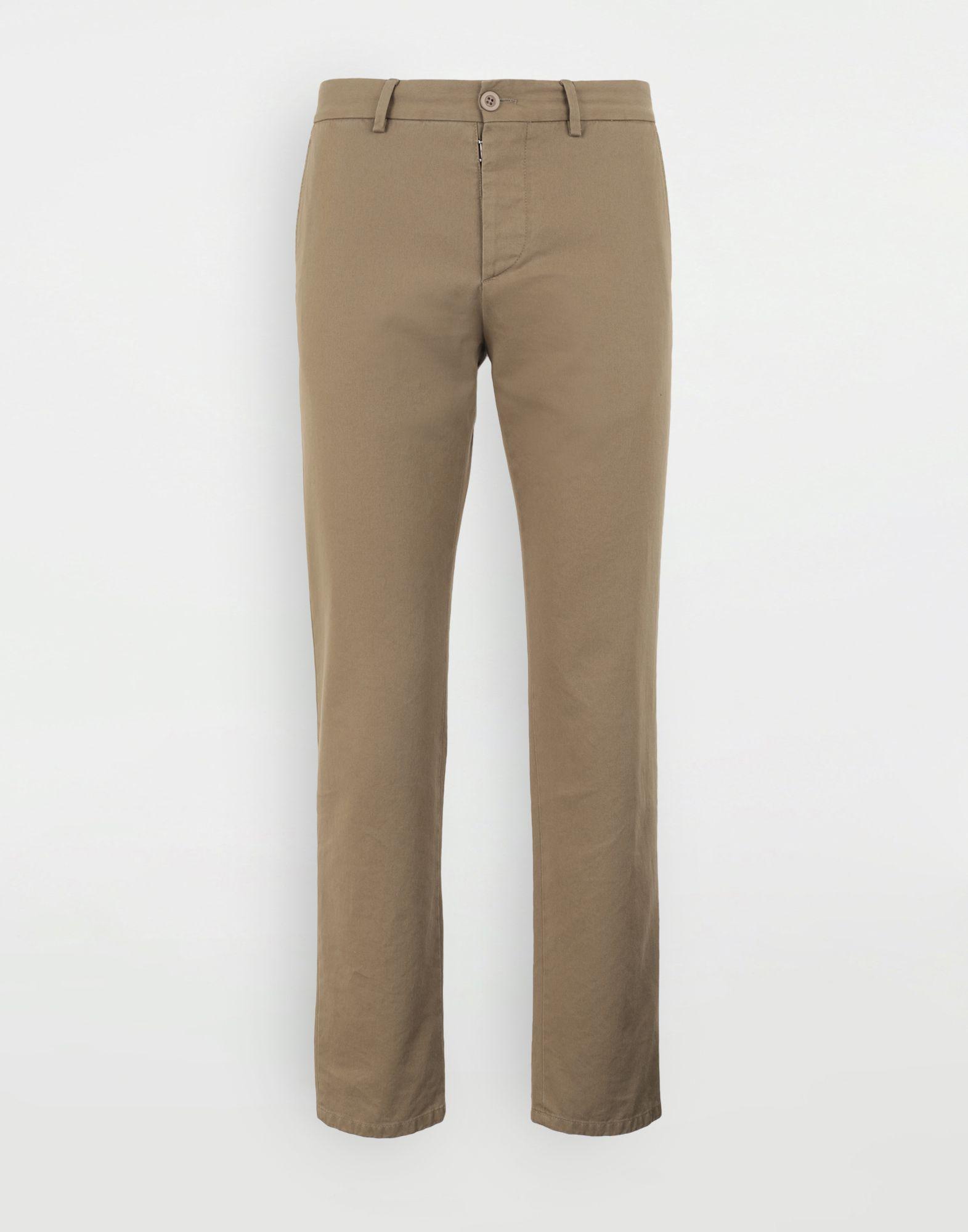 MAISON MARGIELA Cotton trousers Casual pants Man f