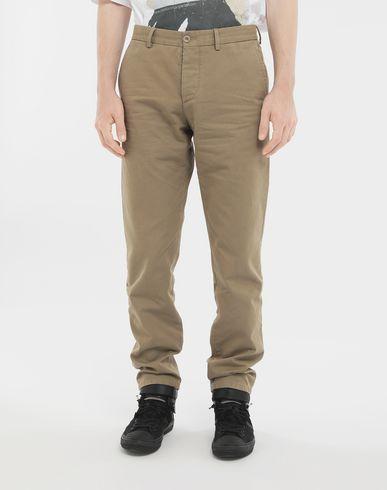 MAISON MARGIELA Casual pants Man Cotton trousers r
