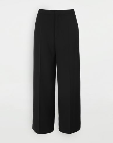 MAISON MARGIELA Wide-leg trousers Casual pants Woman f