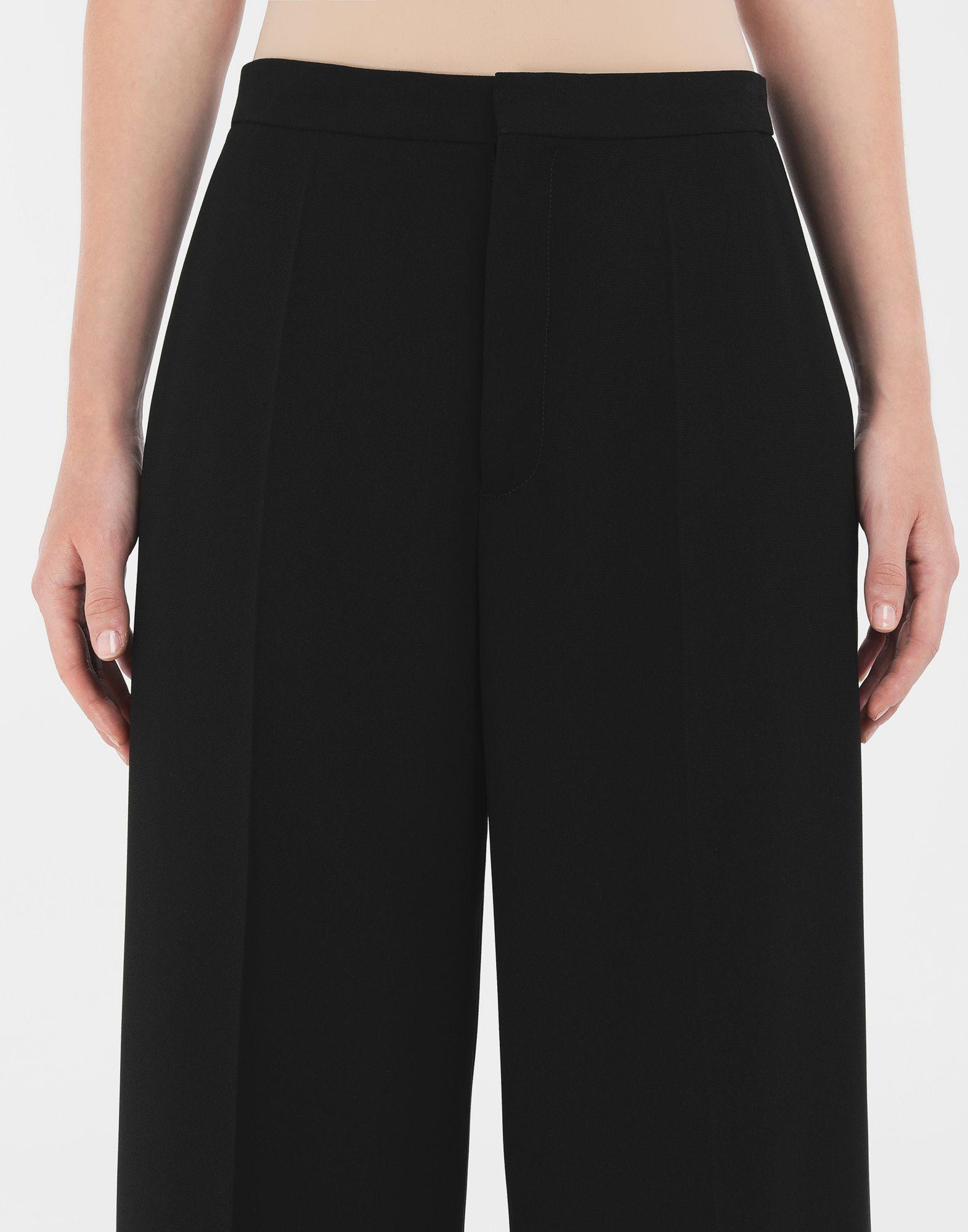 MAISON MARGIELA Wide-leg trousers Casual pants Woman a