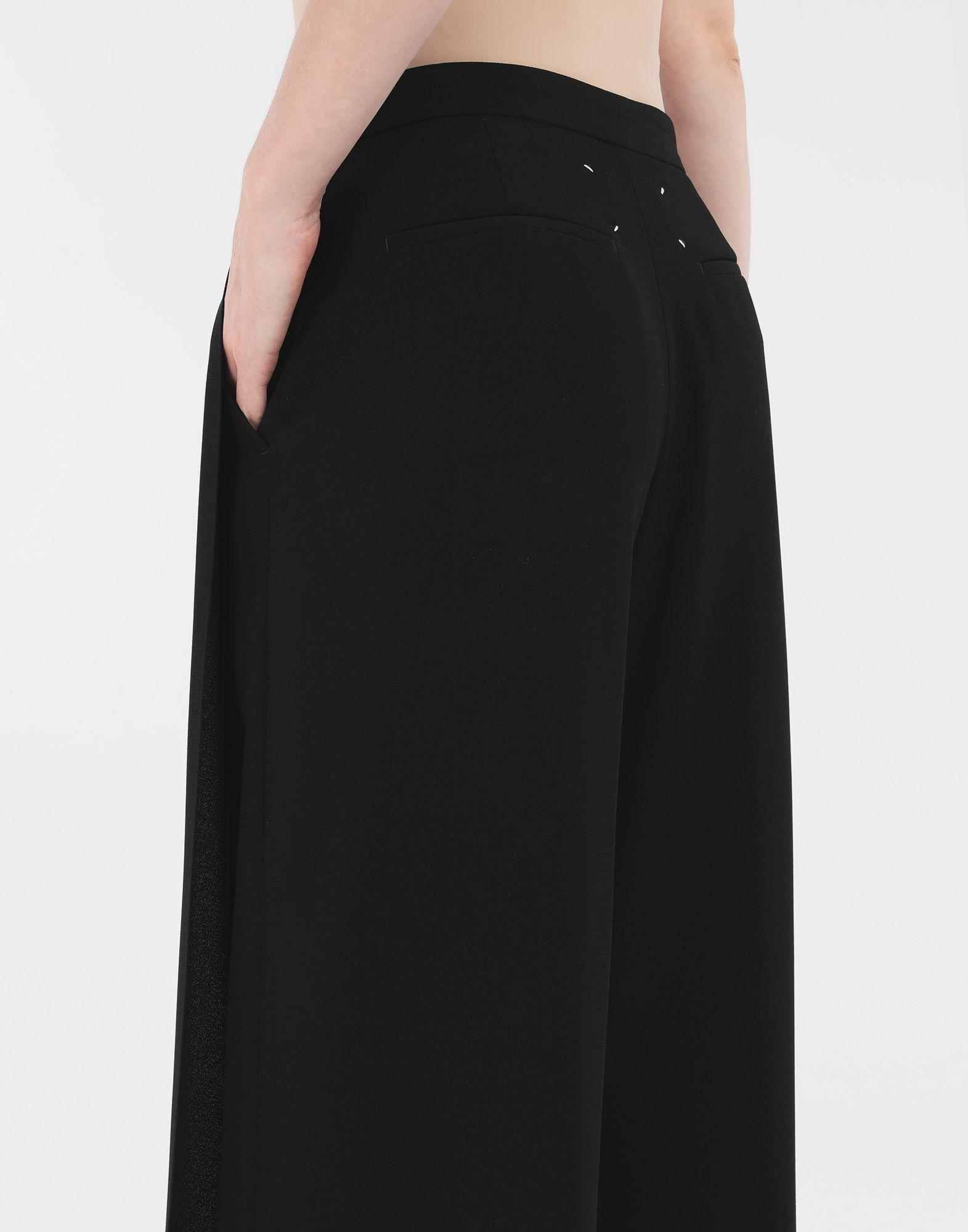 MAISON MARGIELA Wide-leg trousers Casual pants Woman b