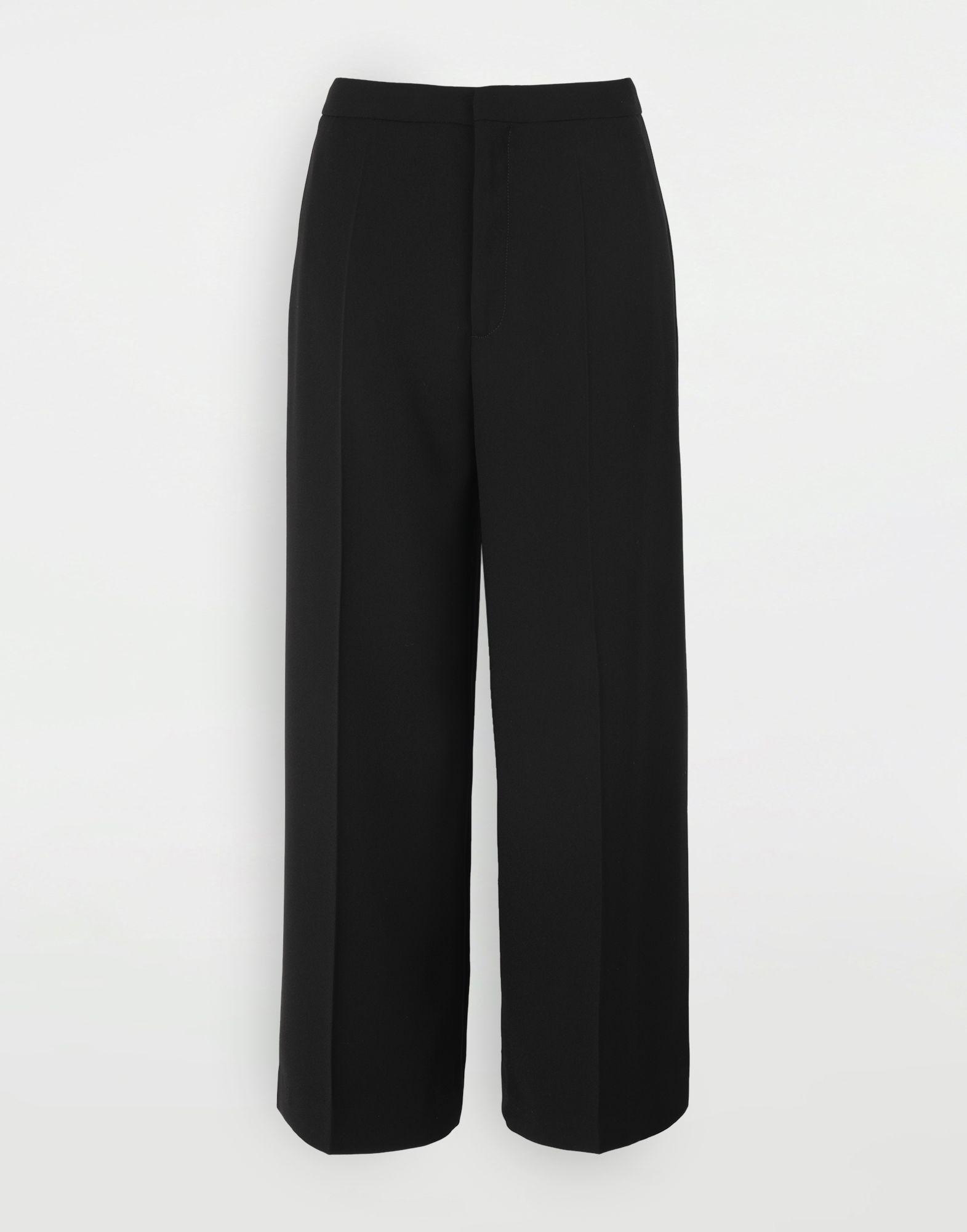 MAISON MARGIELA Wide-leg trousers Casual pants Woman f