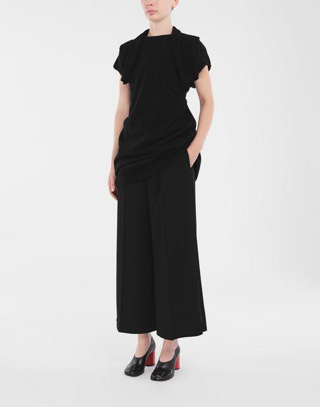 MAISON MARGIELA Wide-leg trousers Casual pants Woman d