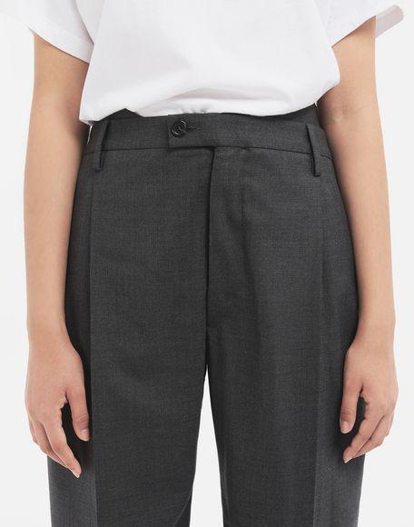 MAISON MARGIELA Spliced trousers Casual pants Woman a