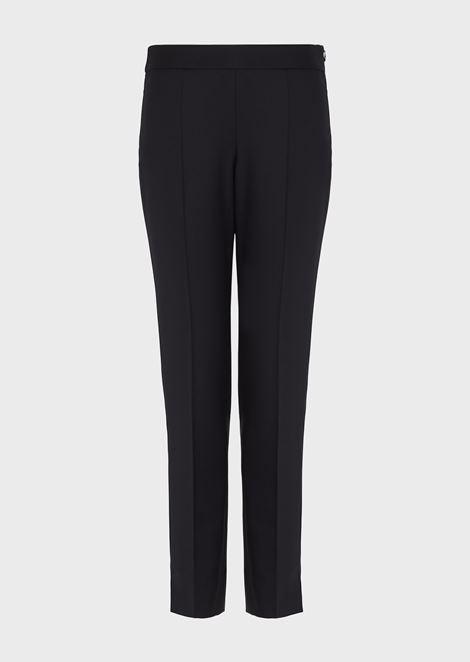 EMPORIO ARMANI Formal Pants Woman d