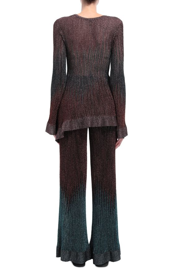 M MISSONI Pants Woman, Side view
