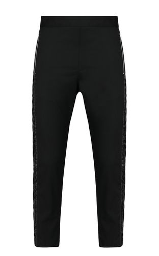 JUST CAVALLI Casual pants Man Trousers with side buttons f