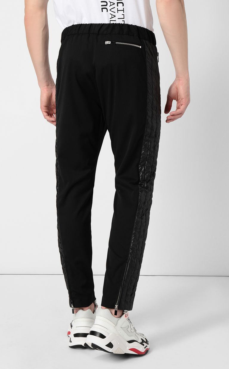 JUST CAVALLI Stretchy trousers Casual pants Man a