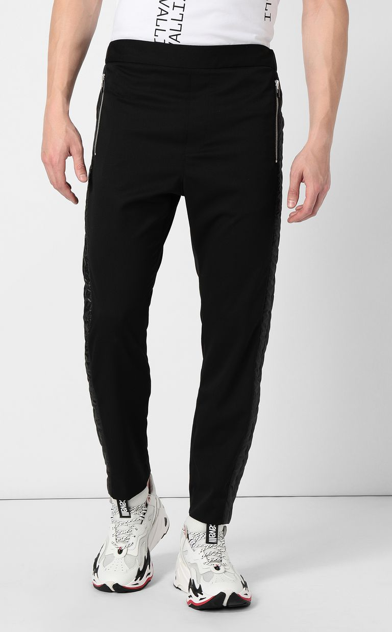 JUST CAVALLI Stretchy trousers Casual pants Man r