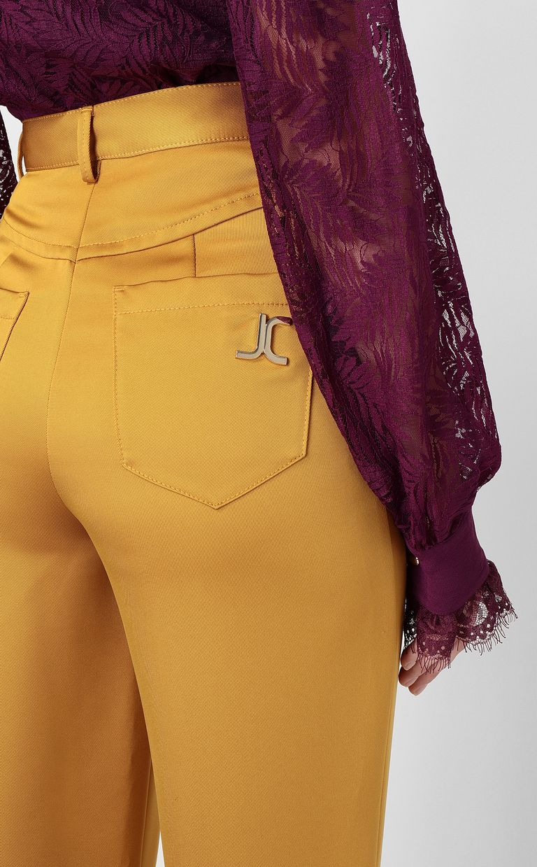JUST CAVALLI Elegant trousers Casual pants Woman e