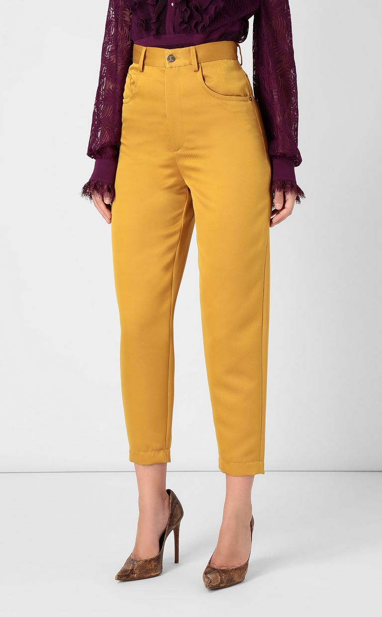 JUST CAVALLI Elegant trousers Casual pants Woman r