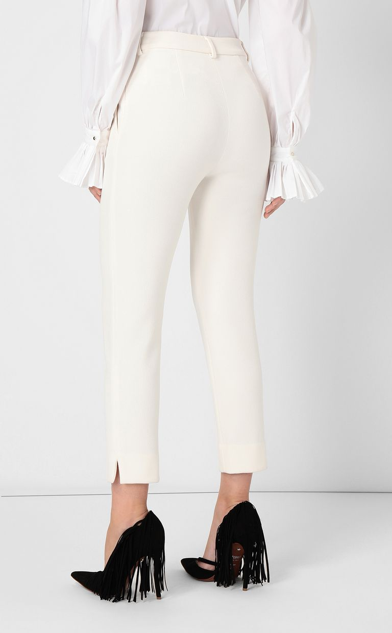 JUST CAVALLI Elegant trousers Casual pants Woman a