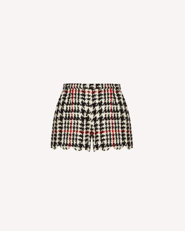 REDValentino SR3RFB35499 0NO Shorts Woman a