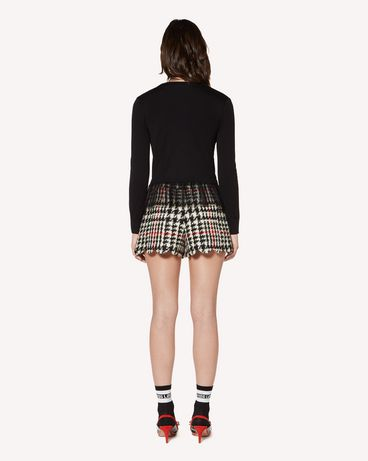 REDValentino SR3RFB35499 0NO Shorts Woman r