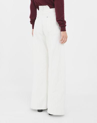 TROUSERS Décortiqué jeans Beige