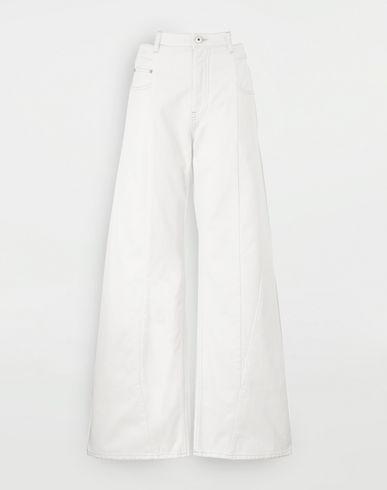 PANTS Décortiqué jeans Beige
