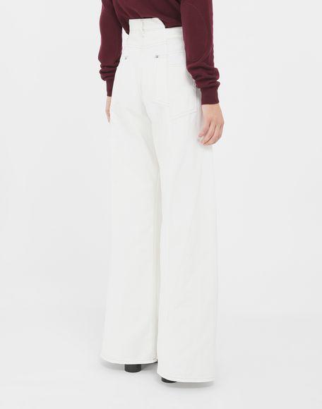 MAISON MARGIELA Décortiqué jeans Jeans Woman e