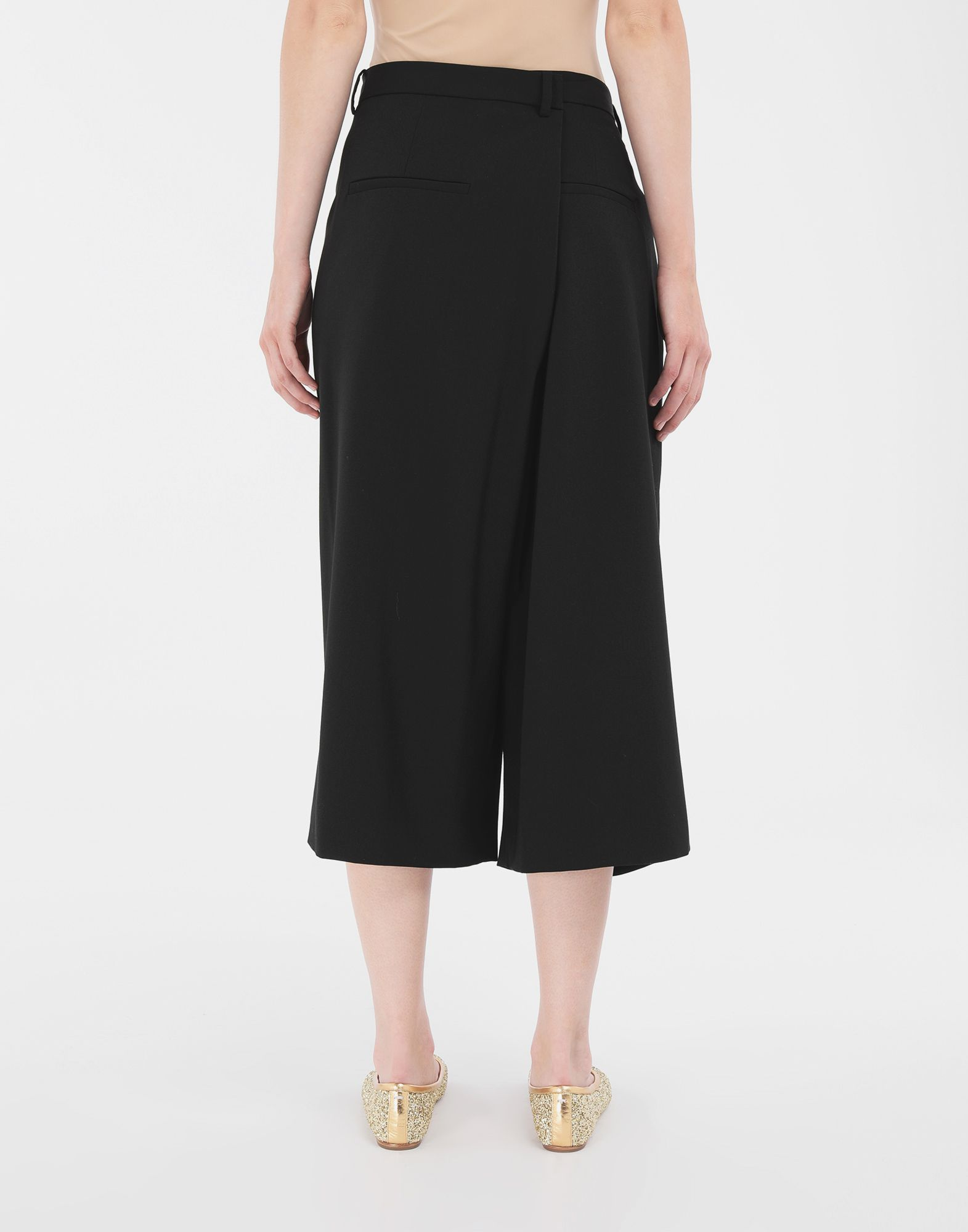 MAISON MARGIELA Reworked culottes Shorts Woman e