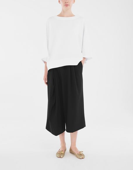 MAISON MARGIELA Reworked culottes Shorts Woman d