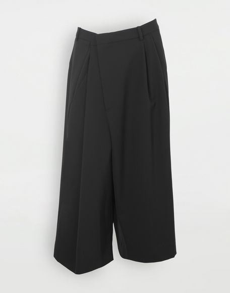MAISON MARGIELA Reworked culottes Shorts Woman f