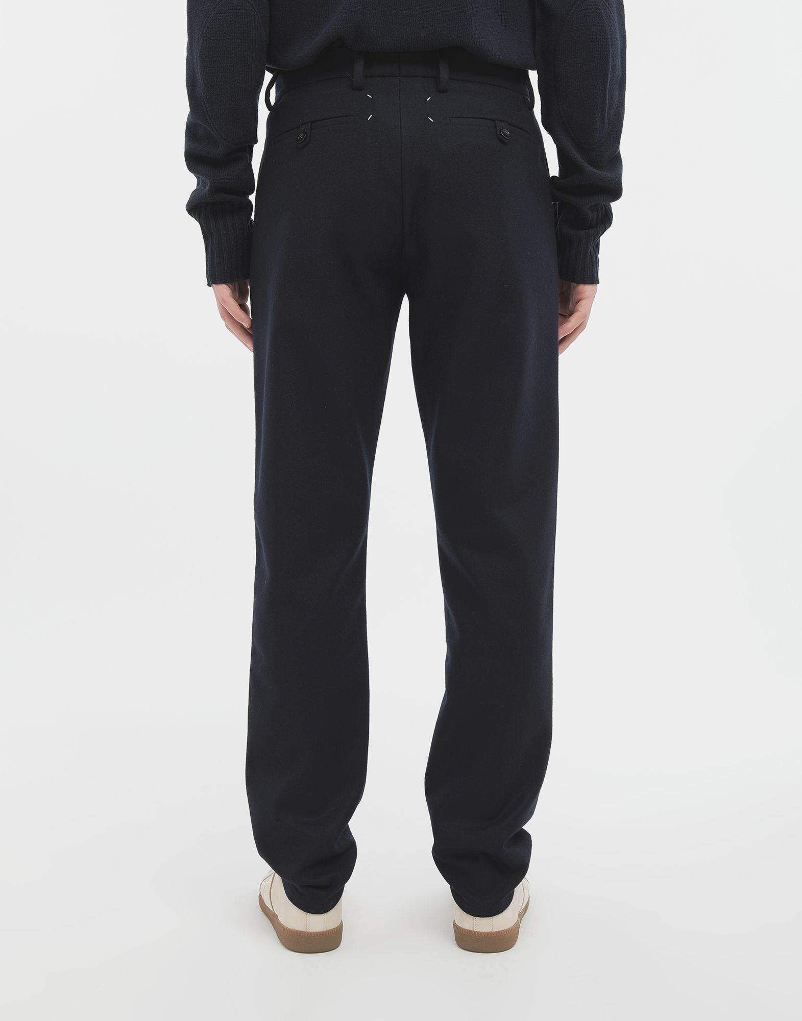 MAISON MARGIELA Wool trousers Trousers Man e