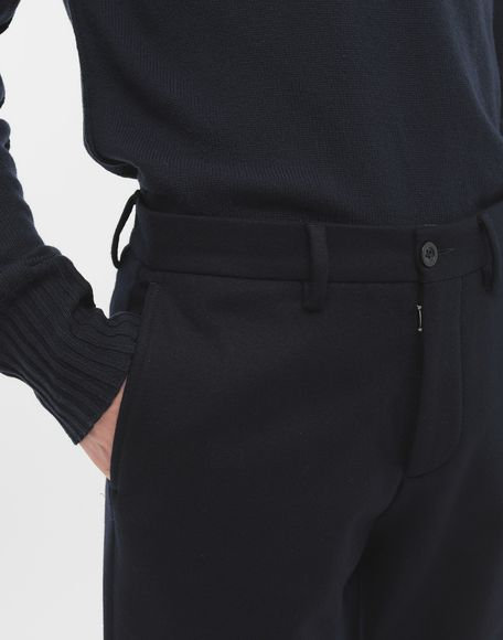 MAISON MARGIELA Wool trousers Trousers Man a