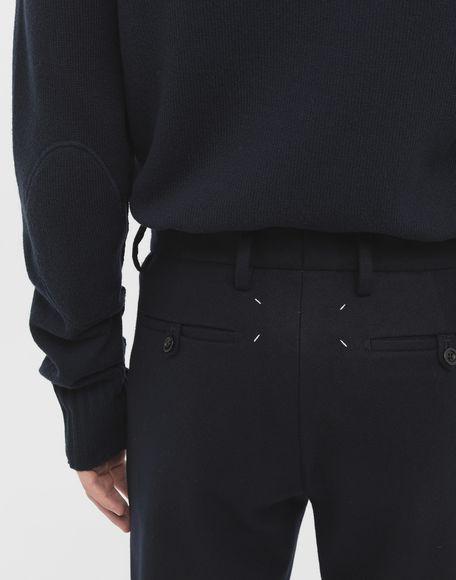 MAISON MARGIELA Wool trousers Trousers Man b