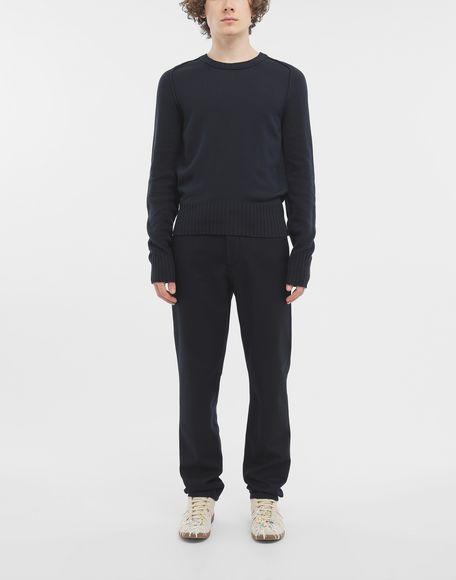 MAISON MARGIELA Wool trousers Trousers Man d