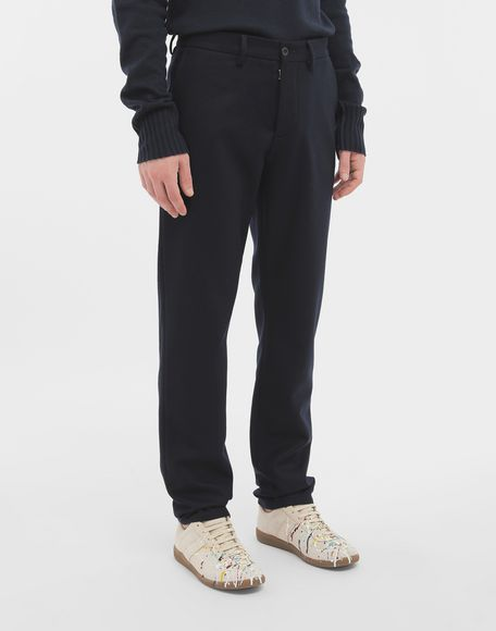 MAISON MARGIELA Wool trousers Casual pants Man r