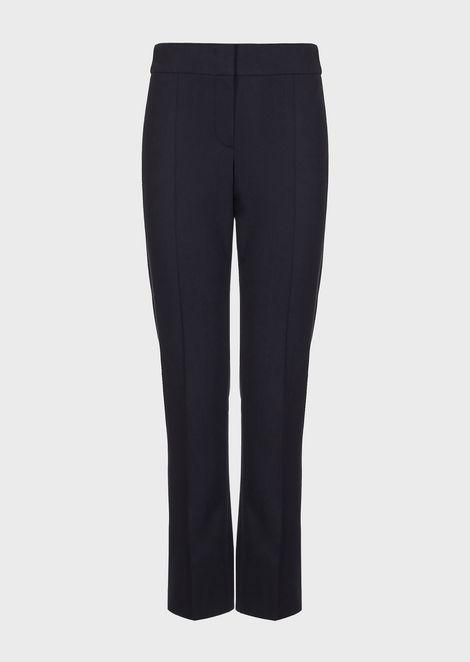 EMPORIO ARMANI Formal Pants Woman d