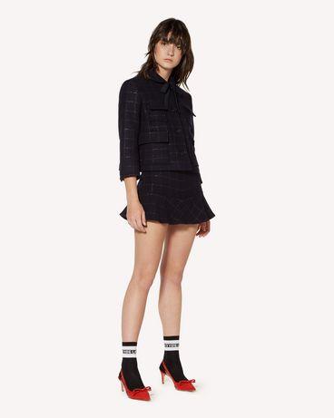 REDValentino SR3RFB5549B B01 Shorts Woman d