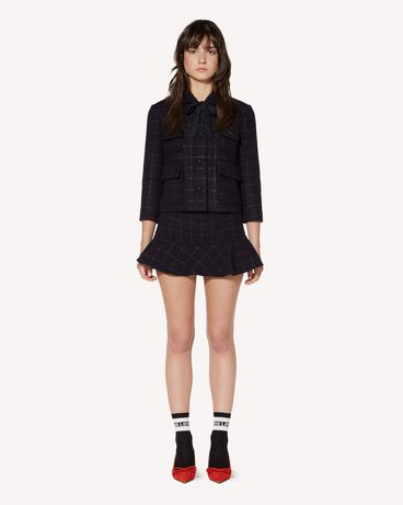 REDValentino SR3RFB5549B B01 Shorts Woman f