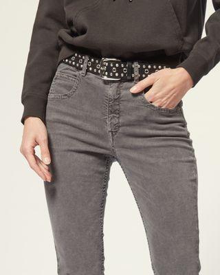 ISABEL MARANT ÉTOILE Jeans Dame JEANS PARO r