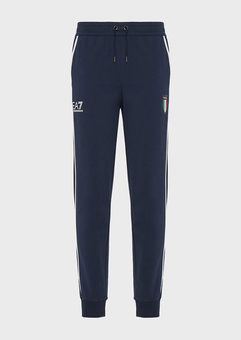 EMPORIO ARMANI Fleece Trousers Man d