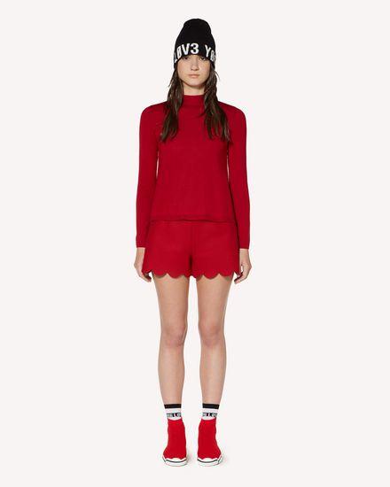 REDValentino Shorts Woman SR3RFB35497 D05 f