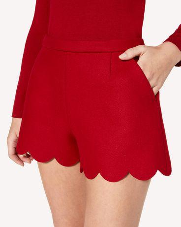 REDValentino SR3RFB35497 D05 Shorts Woman e