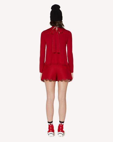REDValentino SR3RFB35497 D05 Shorts Woman r