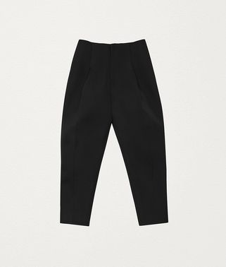 PANTS IN DOUBLE WOOL