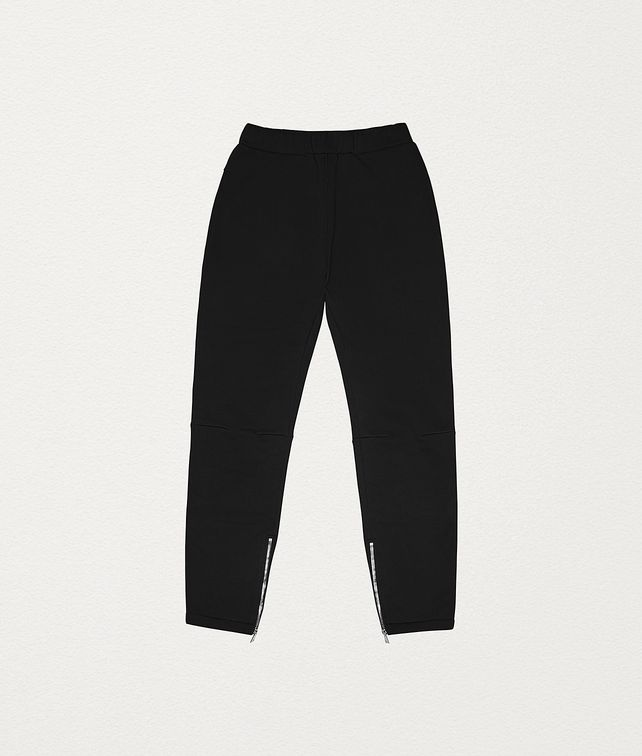 BOTTEGA VENETA SWEAT TROUSERS IN COTTON Trousers and Shorts Man fp