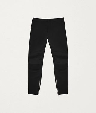 TROUSERS IN TECHNICAL GABARDINE