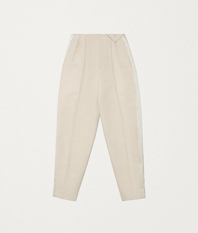 BOTTEGA VENETA PANTS IN WOOL Pants and Shorts Woman fp
