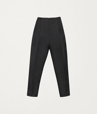 TROUSERS IN DOUBLE WOOL