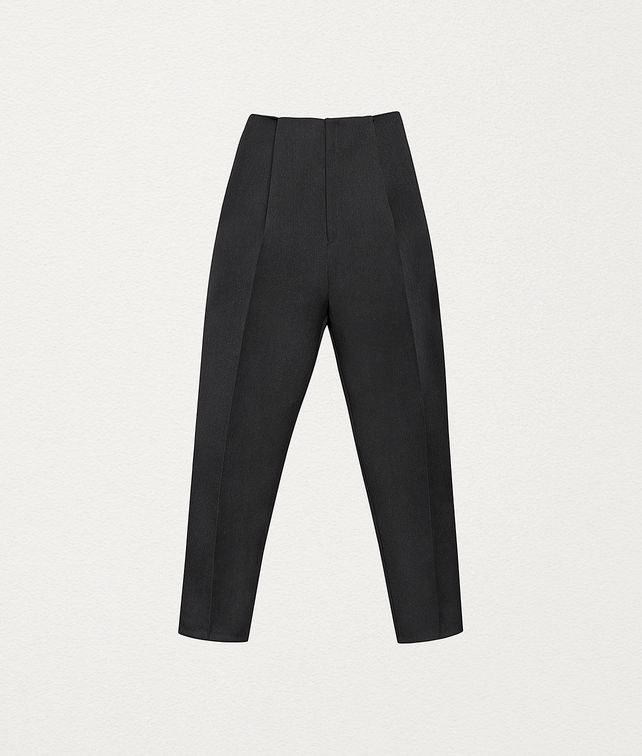 BOTTEGA VENETA TROUSERS IN DOUBLE WOOL Trousers and Shorts Man fp