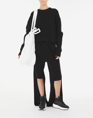 PANTS Multi-wear zip joggers Black
