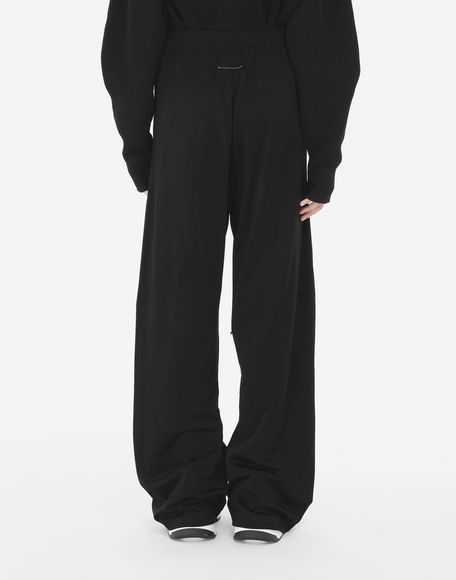 MM6 MAISON MARGIELA Multi-wear zip joggers Casual pants Woman e
