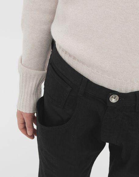 MAISON MARGIELA Джинсы в технике Décortiqué Джинсовые брюки Для Мужчин b