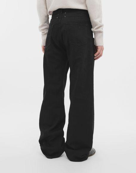 MAISON MARGIELA Джинсы в технике Décortiqué Джинсовые брюки Для Мужчин e